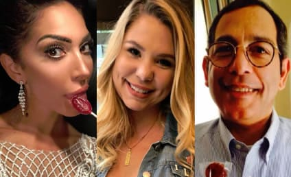 Farrah Abraham: Dad Body-Shames Kailyn Lowry in Disgusting Tweets!