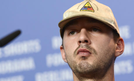 Shia LaBeouf Press Conference