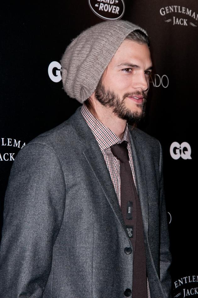 Ashton Kutcher Red Carpet Pic