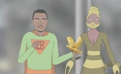 It's a Bird, It's a Plane, It's ... Chris Brown, American Superhero!!