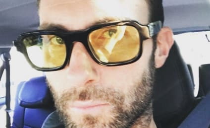 Adam Levine Welcomes Baby #2 ... Will He Leave The Voice?
