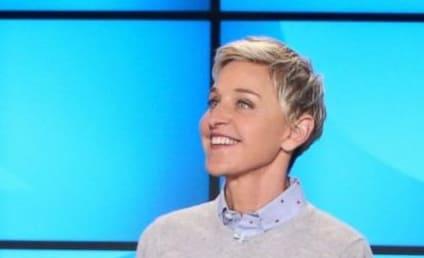 Ellen DeGeneres Offers Message of Hope for America