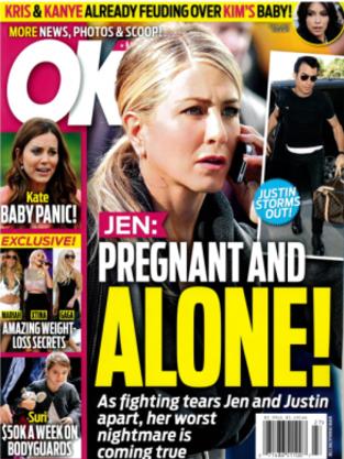 Pregnant, Alone