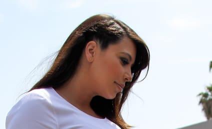 Kim Kardashian to Pregnant Women: Don't Ever Leave the House!