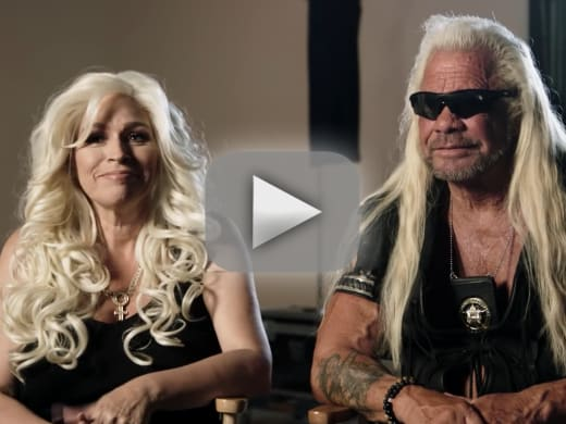 Duane chapman praises beth the sexiest woman i ever touched