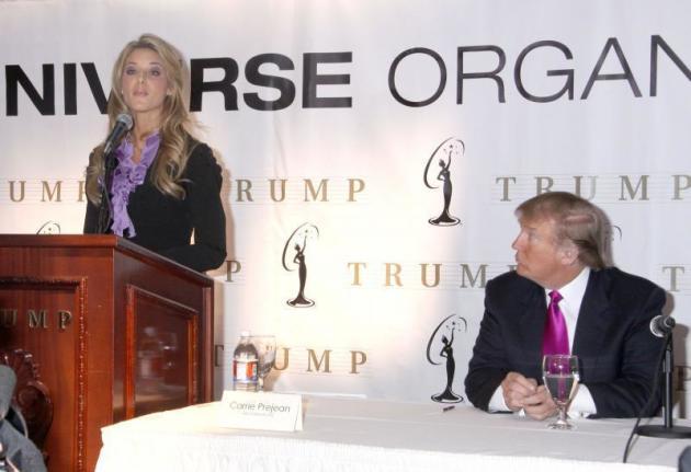 Trump vs. Prejean