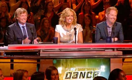 So You Think You Can Dance Results: Four on the Floor