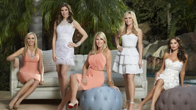 The Real Housewives of Orange County Season 9 Cast