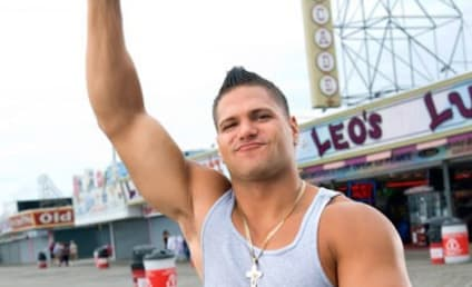 Racist Dude Whose Ass Ronnie Magro Kicked on Jersey Shore Angling For Rematch