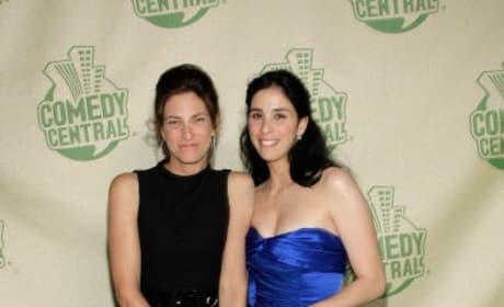 Laura and Sarah Silverman