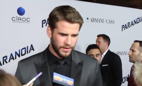 Liam Hemsworth: Cheating on Miley Cyrus?