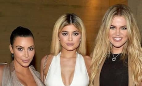 Kim, Khloe and Kylie: All the Intel on ALL the Babies!