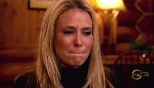 Brooke Mueller is Sad