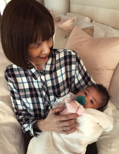 Stormi and Grandma