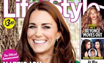 Kate Middleton: Accidentally Knocked-Up! Royal Baby On The Way!