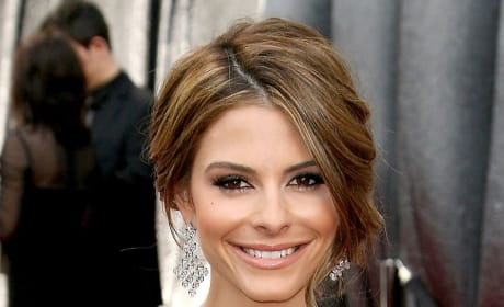 Maria Menounos at the 2012 Oscars