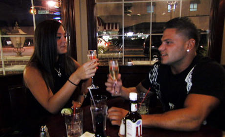 Jersey Shore Couple