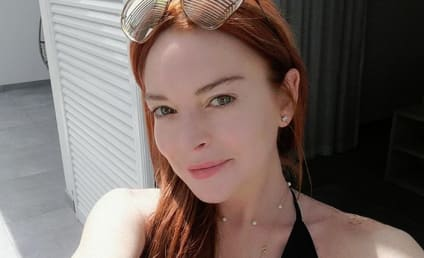 "Lindsay Lohan Is ""Canceled Forever"" After Bashing #MeToo Movement"