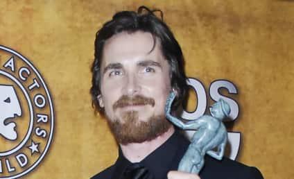 Christian Bale Bails on Child 44