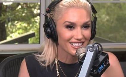 Gwen Stefani Gushes Over Blake Shelton: He's Hot!