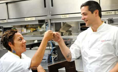 Top Chef Season 11 Finalists