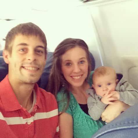 Jill, Derick and Israel Dillard