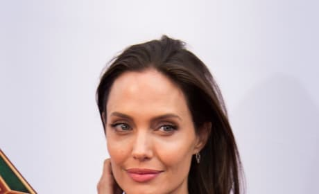 Angelina Jolie is Gorgeous