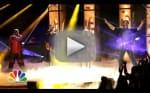 Christina Aguilera, Blake Shelton, Adam Levine and CeeLo Green - I Love Rock n' Roll (The Voice Season 5 Premiere)