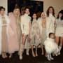 The Kardashian-Jenner Women at Yeezy Season 3