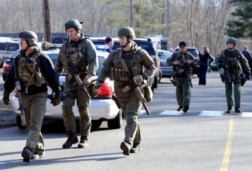 SWAT Team CT