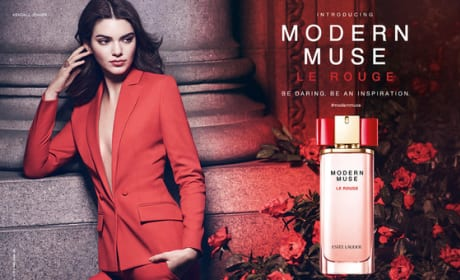 Kendall Jenner Estee Lauder Ad: Behind the Scenes