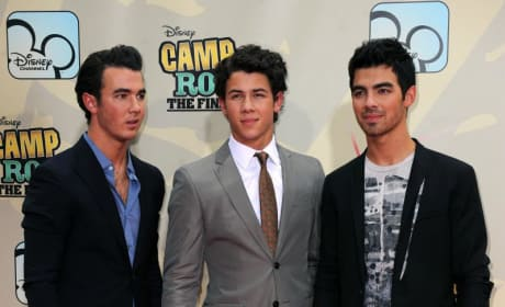 Camp Rock 2 Stars