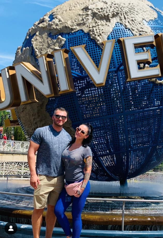 Zack Carpinello And Jwoww We Re Instagram Official The