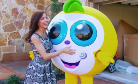 Farrah Abraham Freaks Out on Her Dad