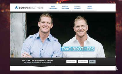 The Benham Brothers Respond to HGTV Cancelation, Alleged Homophobia