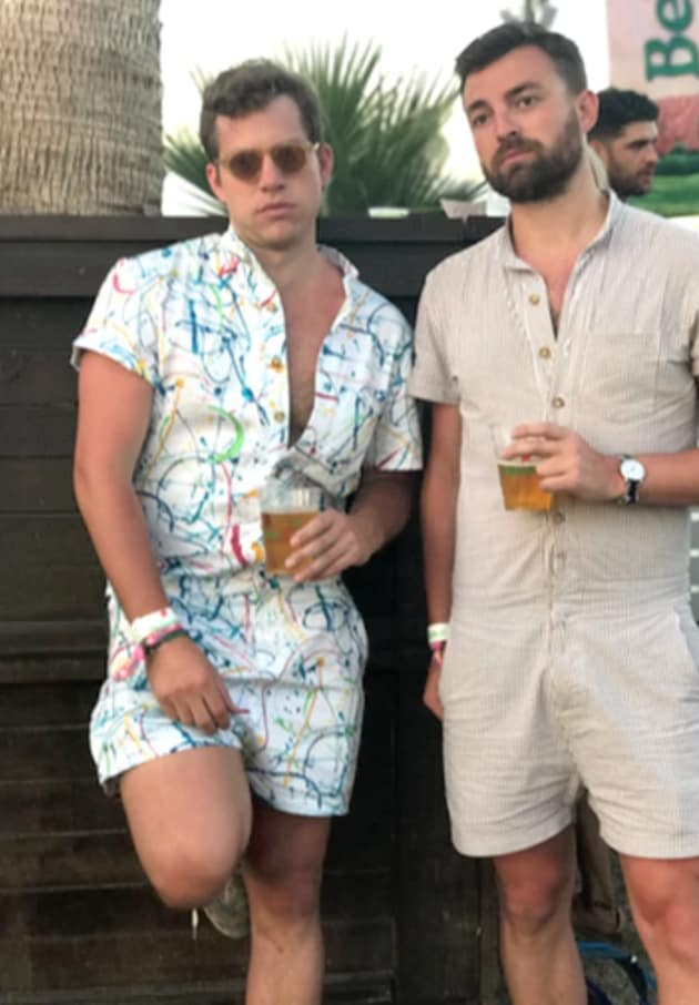 Yes, A Male Romper is Now a Thing That Actually Exists