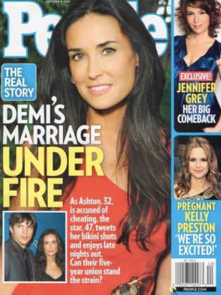 Demi Cover Story