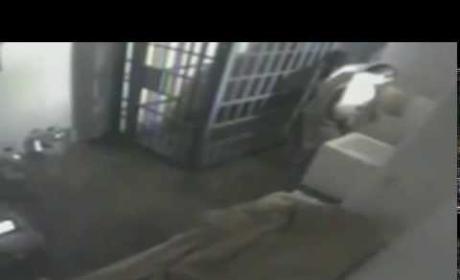 El Chapo Escape Video