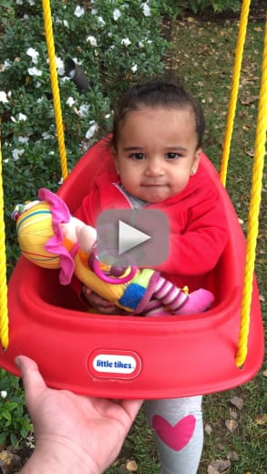 Rob kardashian shares video of dream swinging talking