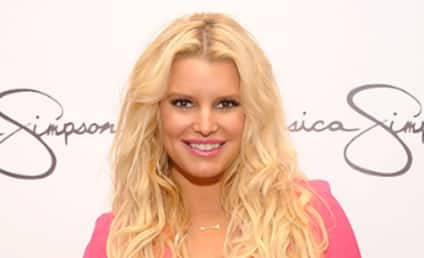 Jessica Simpson Weight Loss: 60 Pounds and Counting!