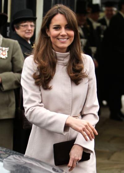 Kate Middleton: Pretty