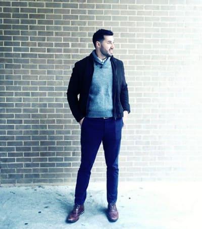 """Jeremy Vuolo in """"Skinny Jeans"""""""