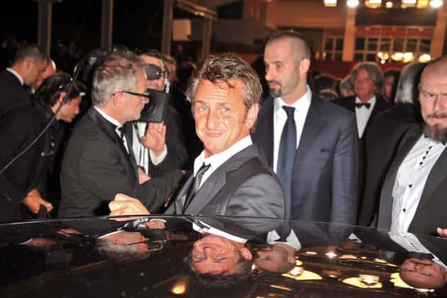 Sean Penn Photograph