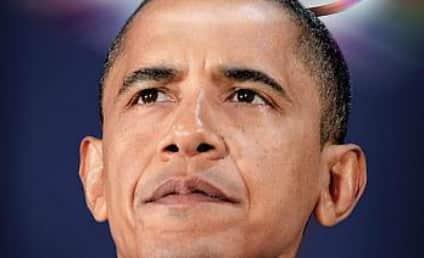 Barack Obama: The First Gay President!