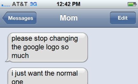 Mom Does Not Understand Google