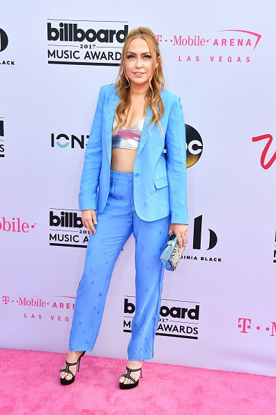 Brandi cyrus at the billboard music awards