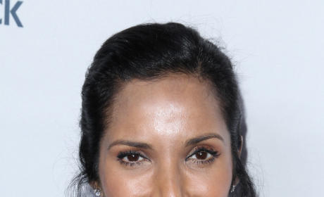 Padma Lakshmi Close Up