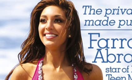 Farrah Abraham Sex Tape: Used, Unwashed Bikini For Sale!