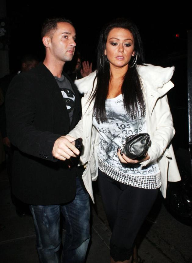 Mike and J-Woww