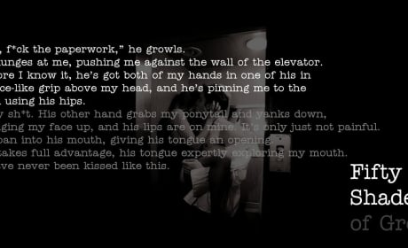 Fifty Shades of Grey Quote